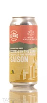 Vancouver Island Brewing Castles in the Sand Saison