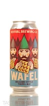 Revival Brewing Co. Wafel Belgian-Style Tripel Ale