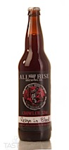 All Rise Brewing Co. Reign in Blood Sour Ale