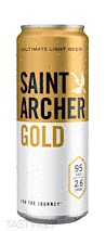 Saint Archer Gold Ultimate Light Beer