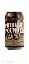 Broken Tooth Brewing Pribilof Pounder Lager
