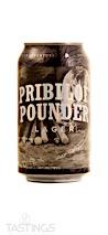 Broken Tooth Brewing Pribilof Pounder Lager