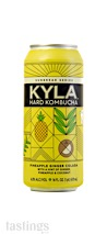 KYLA Sunbreak Series Pineapple Ginger Colada Hard Kombucha
