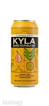 KYLA Sunbreak Series Sunset Trio Hard Kombucha