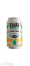Quirk Spiked & Sparkling Pear Yuzu Fruit-Flavored Hard Seltzer