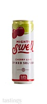 Mighty Swell Cherry Lime Spiked Hard Seltzer