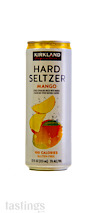 Kirkland Signature Mango Fruit-Flavored Hard Seltzer