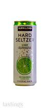 Kirkland Signature Lime Fruit-Flavored Hard Seltzer