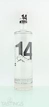 Vodka 14 Organic Vodka