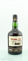 Rhum J.M Rhum Vieux Agricole Millésimé