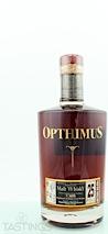 Opthimus 25 Años Solera Malt Whisky Cask Rum