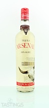 Arsenal Tequila Reposado
