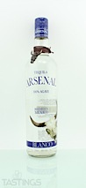 Arsenal Tequila Silver
