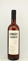 New Deal Distillery Ginger Liqueur