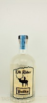 Heritage Distilling Co. Elk Rider Vodka