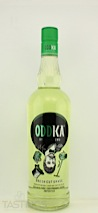 Oddka Fresh Cut Grass Vodka