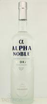 Alpha Noble Ultra Premium Vodka