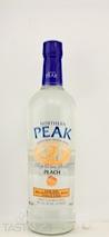Northern Peak Peach Vodka