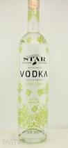 American Star Caviar Lime Vodka