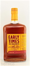 Early Times 354 Kentucky Straight Bourbon Whiskey