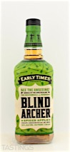 Early Times Blind Archer Spiced Apple Spirit
