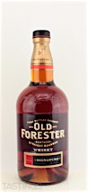 Old Forester Signature Kentucky Straight Bourbon Whiskey