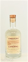 Limestone Landing Single Malt Rye Whiskey