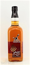 Black Eagle Honey Flavored Bourbon Whiskey