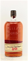 Bulleit 10 Year Old Kentucky Straight Bourbon Whiskey