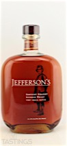 Jefferson's Kentucky Straight Bourbon Whisky