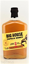 Big House Tupelo Honey Whiskey