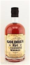 Goldrun Rye Whiskey