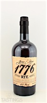 James E. Pepper 1776 Straight Rye Whiskey