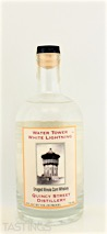 Quincy Street Distillery Water Tower White Lightning Unaged Corn Whiskey