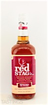 Jim Beam Red Stag Spiced Kentucky Straight Bourbon Whiskey