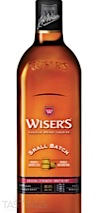 Wiser's Small Batch Canadian Whisky