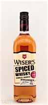 Wiser's Spiced Canadian Whisky