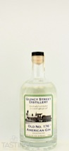 Quincy Street Distillery Old No. 176 American Gin