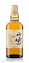 Suntory The Yamazaki 12 Year Old Single Malt Whisky