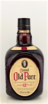 Old Parr Grand 12 Year Old Blended Scotch Whisky