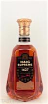 Haig Supreme 1627 Blended Scotch Whisky