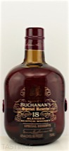 BUCHANANS Special Reserve 18 Year Old Blended Scotch Whisky