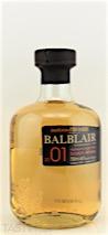 Balblair 2001 Highland Single Malt Scotch Whisky