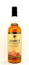 Amrut Cask Strength Single Malt Whisky