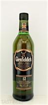 Glenfiddich 12 Year Old Single Malt Scotch Whisky
