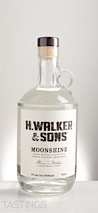 H. Walker & Sons Moonshine