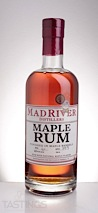 Mad River Distillers Maple Rum