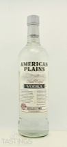 American Plains Hand-Crafted Vodka