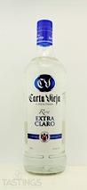 Ron Carta Vieja Extra Claro Rum