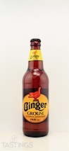 Ginger Grouse Ginger Beer